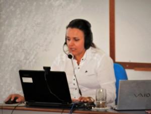 Em 2015 na UEPG - Nutead Oficina presencial (Ponta Grossa - PR)