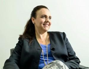 Professora Dênia Falcão de Bittencourt, Dra. Diretora e pesquisadora IPE